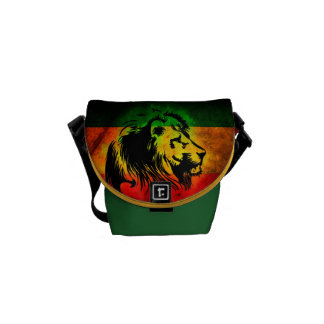 Reggae Lion Commuter Bags