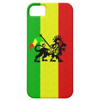 Reggae Lion iPhone 5 Cover
