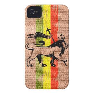 Reggae lion king iPhone 4 cover