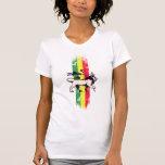 Reggae lion king t shirts