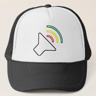 Reggae Listen Hat