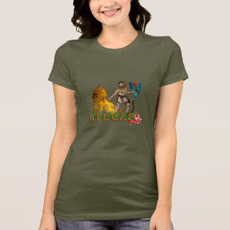 REggae LOVE T-Shirt