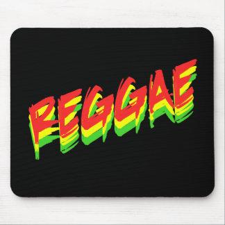 Reggae Mouse Mat