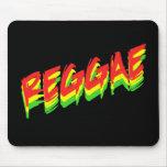 Reggae Mouse Pad