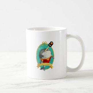 Reggae Narwhal Coffee Mug