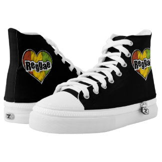 Reggae Printed Shoes