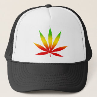 Reggae Rasta Leaf Jamaican Jamaica Hats