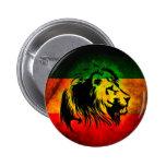 Reggae Rasta Lion Pin