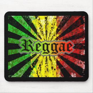 reggae rasta mouse mat