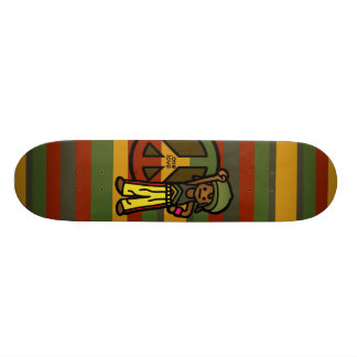reggae ride. skate board decks