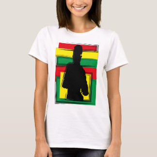 Reggae sore art T-Shirt