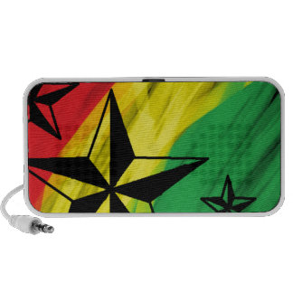 reggae stars portable speakers