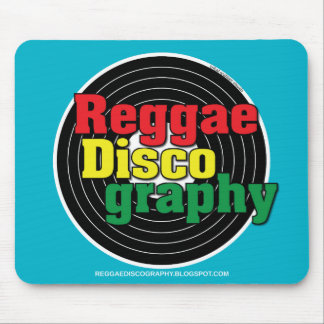 ReggaeDiscoGraphy MousePad