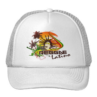 reggea latino hat