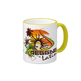 reggea latino mugs