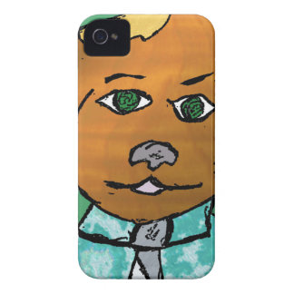 Reggie the dog iPhone 4 Case-Mate case