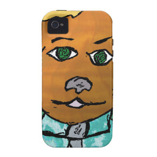 Reggie the dog iPhone 4/4S cover