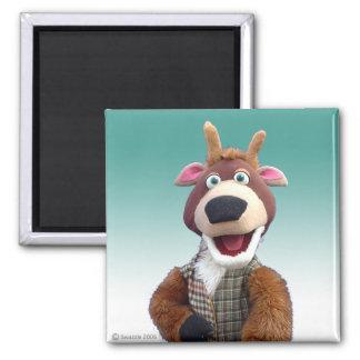 Reggie the Reindeer Magnet