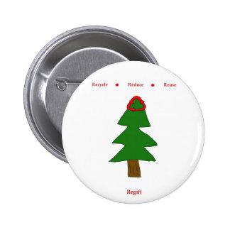 Regifting Tree pin