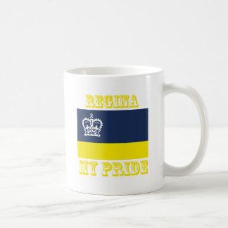 Regina Designs Basic White Mug