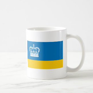 Regina Flag Basic White Mug