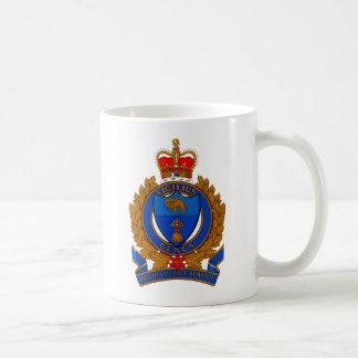 Regina Police Service Coat Of Arms Coffee Mug