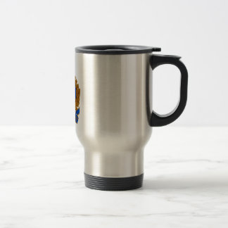 Regina Police Service Coat Of Arms Travel Mug