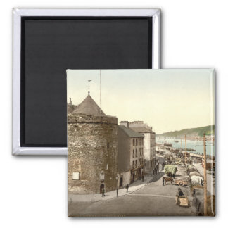 Reginald Tower and Quay, County Waterford Fridge Magnets