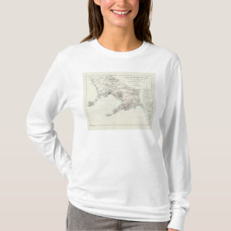 Region of Naples Italy T-Shirt