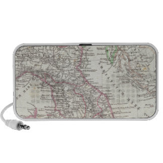 Region of Rome Italy Portable Speakers