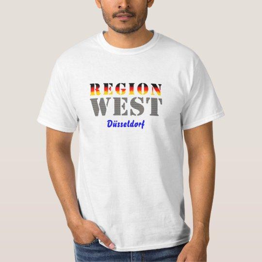 Region west - Duesseldorf T-Shirt