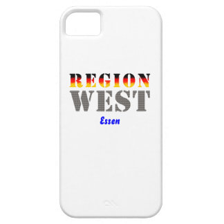 Region west - meals case for the iPhone 5