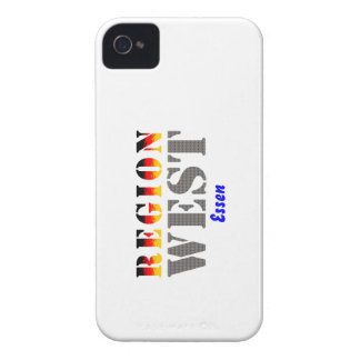 Region west - meals Case-Mate iPhone 4 cases