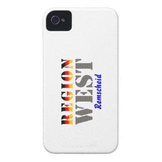 Region west - rem-separate Case-Mate iPhone 4 case