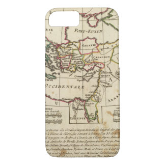Regions, places in the New Testament iPhone 8/7 Case