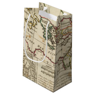 Regions, places in the New Testament Small Gift Bag