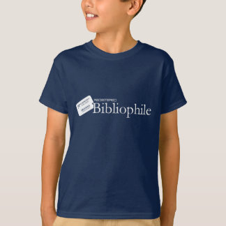 Registered Bibliophile T-Shirt