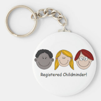 Registered Childminder Key Ring