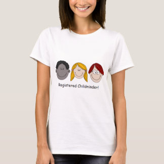 Registered Childminder T-Shirt
