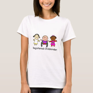 Registered Childminder T-Shirt
