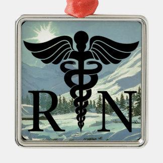 Registered Nurse Deluxe Ornament No. 1