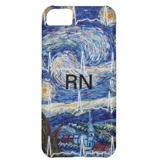 Registered Nurse Electronics Cases iPhone 5C Cases