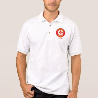 REGISTERED NURSE Men's Gildan Jersey Polo Shirt