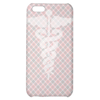 Registered Nurse Pink iPhone Case Cover For iPhone 5C
