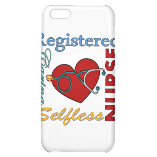 Registered Nurse - RN iPhone 5C Cases