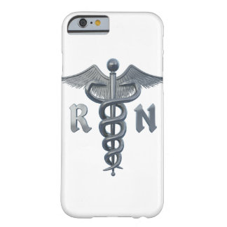 Registered Nurse Symbol Barely There iPhone 6 Case