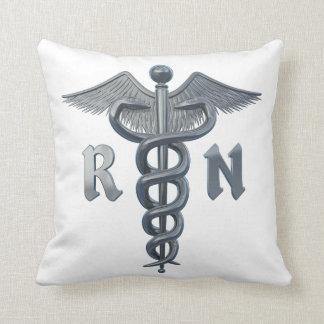 Registered Nurse Symbol Cushion