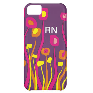 Registered Nurse Whimsical Cases iPhone 5C Cases