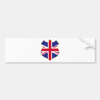 Regno-Unito-shield.png Bumper Sticker