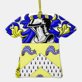 Rego Coat of Arms Christmas Tree Ornaments